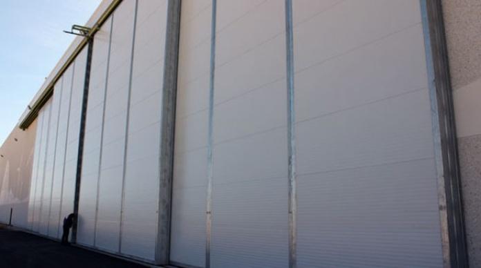 Venta e instalación de puertas automáticas: Servicios de Puertas Nueva Castilla Gipuzkoa