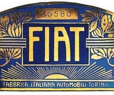 HISTORIA DE FIAT