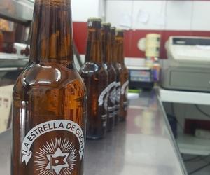 Cerveza artesana La estrella de Gijón. Un nuevo concepto..