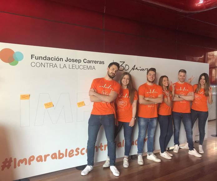 Día de la Leucemia, Fundación Carreras_2