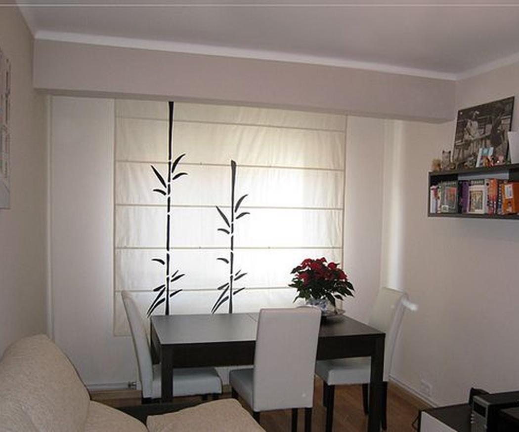 Tipos de cortinas o estores en función de las ventanas