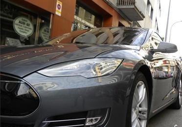 Tesla Model S 90D 4WD 5p. - Eléctrico
