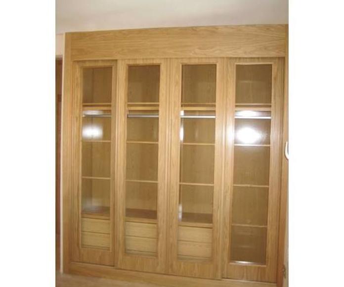 Diseños de interiores de armarios: Catálogo de productos   de Carpintería Jano