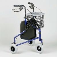 Caminador 3 ruedas muy maniobrable Delta