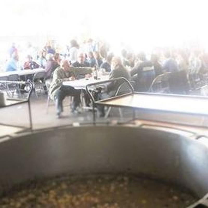Patatas a la marinera: Soluciones para sus comidas de Eventos Bernama
