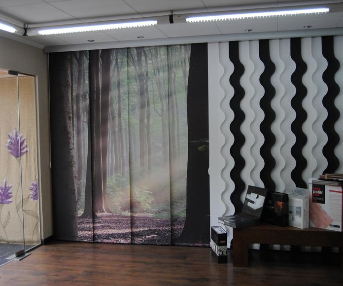 Exposiciones Monet, Bosque y Retro