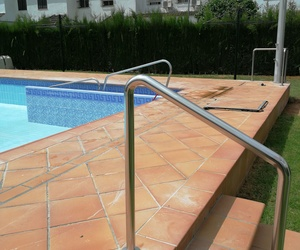 Accesorios de acero inoxidable para piscinas: Icminox