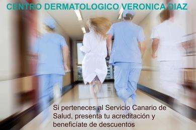 DESCUENTOS PARA EL PERSONAL DEL SERVICIO CANARIO DE SALUD