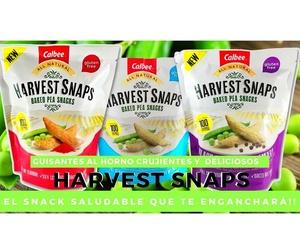 Snack de guisantes Harvest snaps