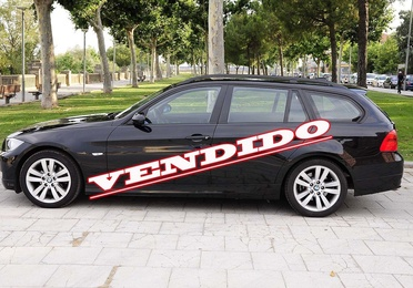 BMW SERIE 3.  320 D TOURING