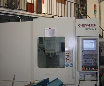 CNC1 KONDIA: Servicios de GMB Inducción, S.L.