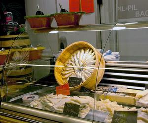 Venta de pescado en salazón