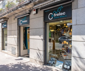 Material eléctrico en Sant Feliu de Llobregat