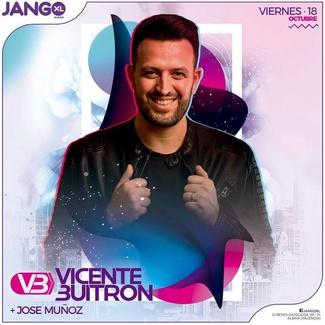 Vicente Buitron en Jango XL