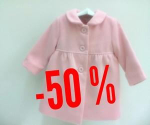 Abrigos de Niña al 50% de DESCUENTO!!!!!