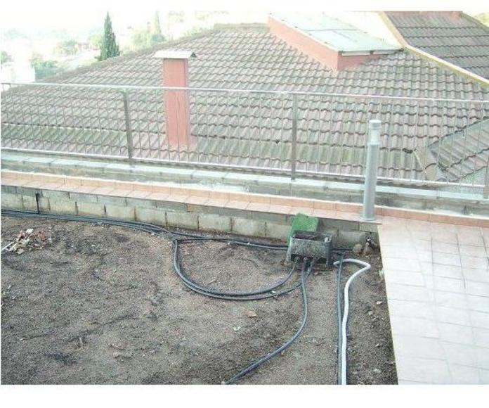 Instalación de sistemas de riego: Servicios de Jardinería Moreno