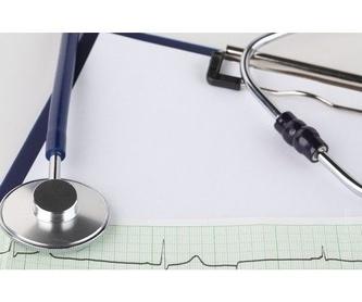 Área de diagnóstico : Tratamientos de Clínica Homeopática Drs. Dallarés & Villar