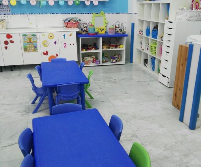Nuestros centros: Servicios e Instalaciones de Kirikou Karavac  y el Sabio2