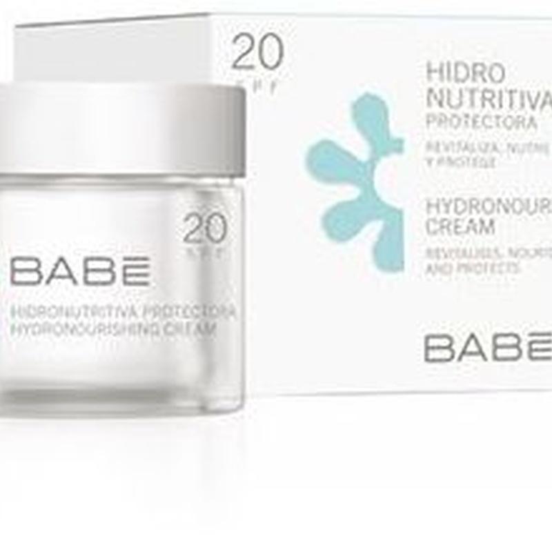 Babe Hidro-nutritiva: Catálogo de Farmacia Las Cuevas-Mª Carmen Leyes