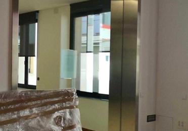 Forros de chapa de acero inoxidable para puertas, ventanas, zócalos...