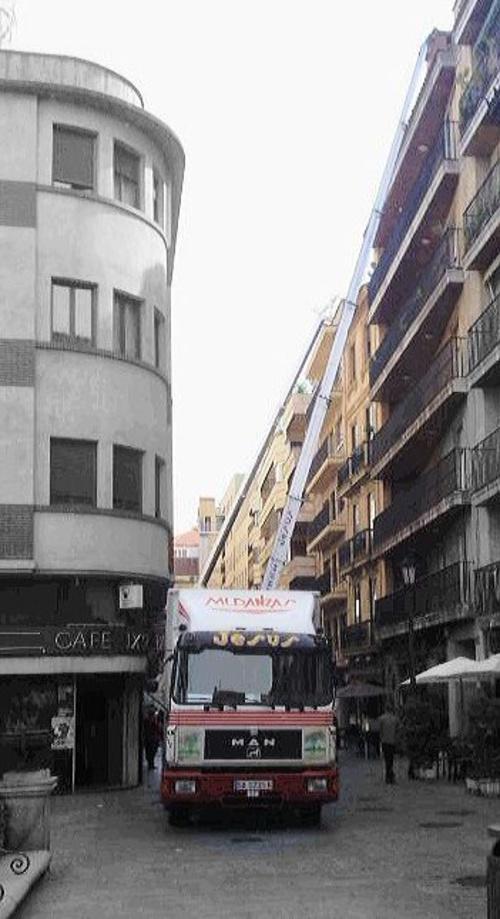 Fotos de Mudanzas y guardamuebles en Salamanca   Mudanzas Jesús