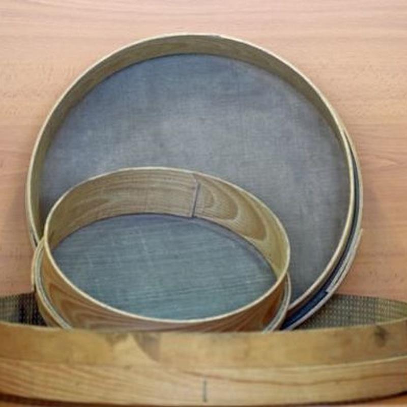 Cribas y cedazos: Productos de Ferretería Baudilio