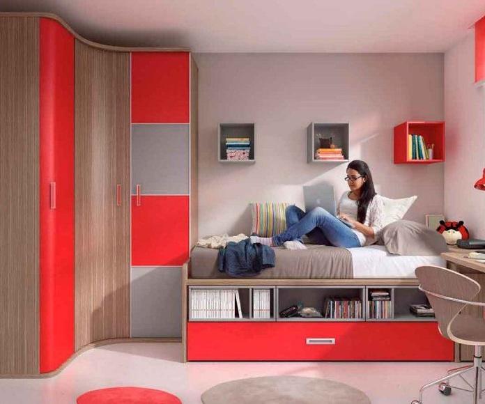 Compactos: Productos de Muebles Díaz
