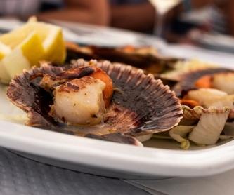 Menús: Carta y Menús de Restaurante Los Peñucas