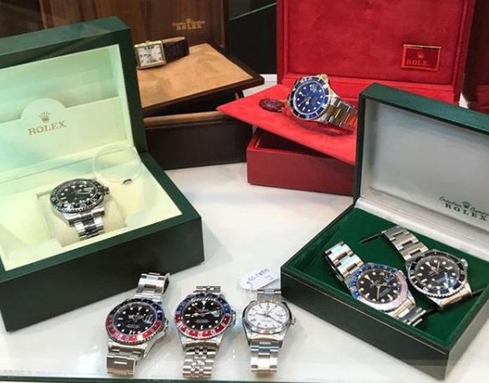 Relojes de alta gama y vintage: Productos y servicios de S & B