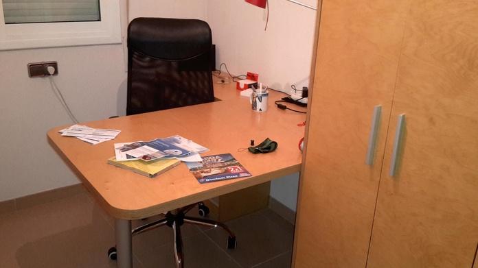 Mobiliario de despacho: Qué hacemos de Fusteria Frederic Fàbregues