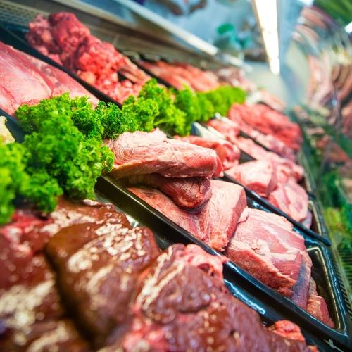 Carnicería dedicada a la venta de todo tipo de carnes
