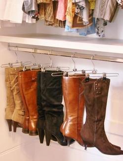 53 trucos para organizar la ropa