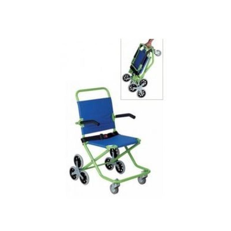 Silla de evacuaciones Rollover: Productos de Ortopedia Hospitalet