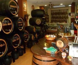 Jamones y embutidos: Vinos de Bodegas Los Jumillanos