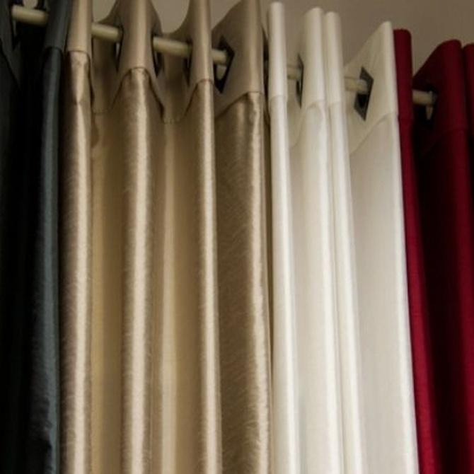 Las cortinas térmicas