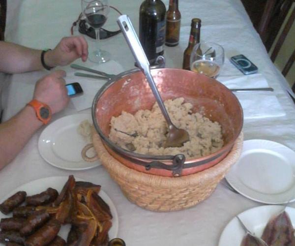 Cocina regional en Teruel