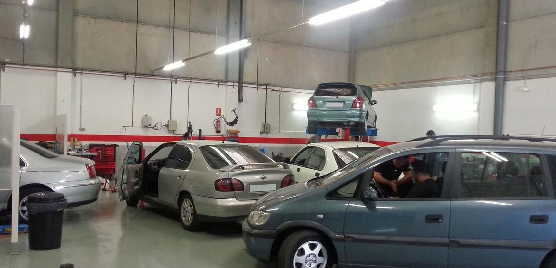Talleres baratos para coches en Sabadell