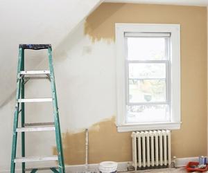 Reformas. Trabajos de pintura