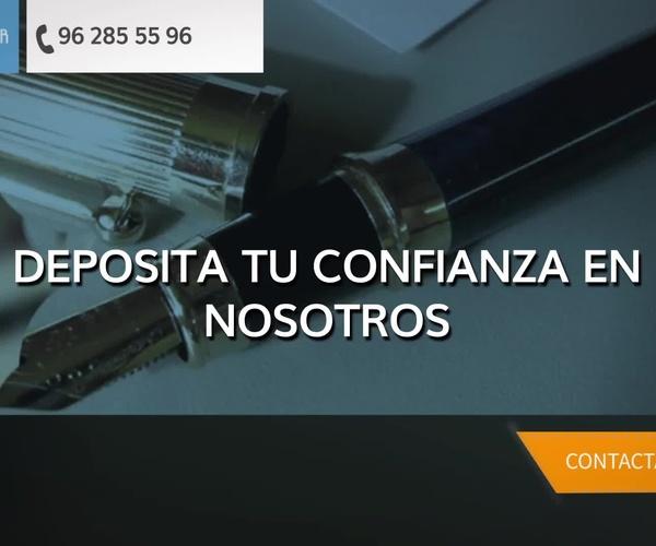 Despacho de abogados en Oliva | Alicia Montaner Sanz