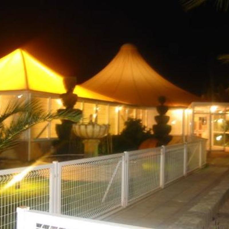 Cena baile: Bodas, eventos y celebraciones de Restaurante Molí-Canyar
