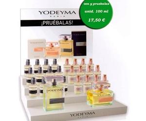 Venta de productos de línea de perfumes Yodeima