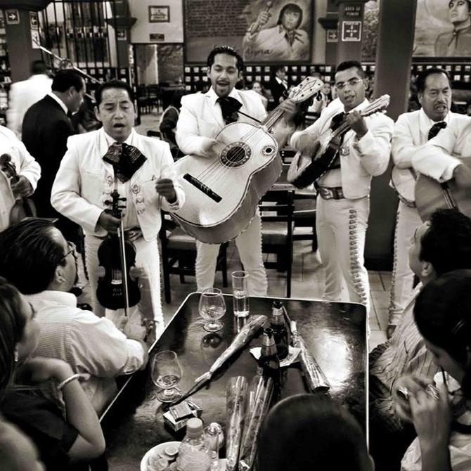 ¿Cómo es el mariachi tradicional?