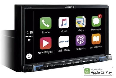 Nueva gama Alpine compatible con Apple CarPlay y Android Auto