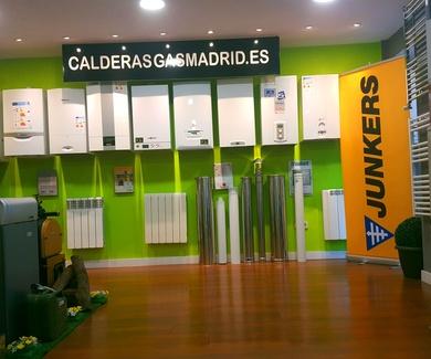 CALDERAS DE CONDENSACIÓN 2017