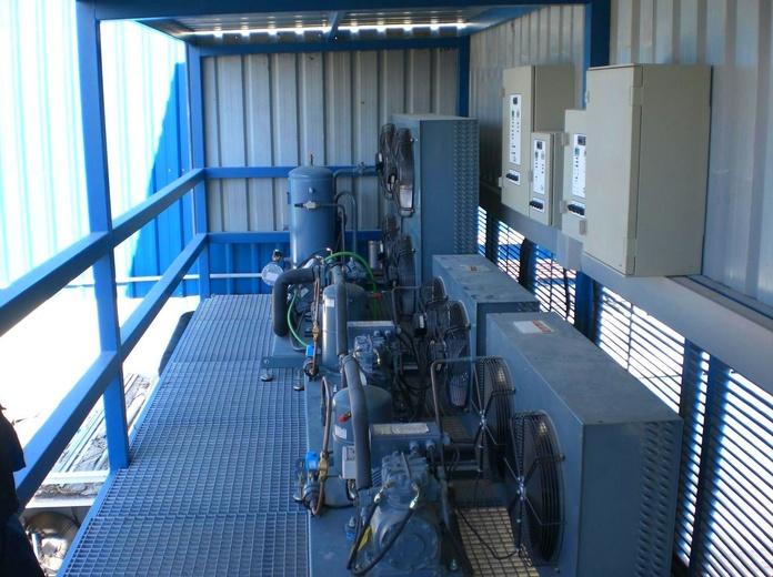 Frío industrial: Nuestros servicios de Monclyma