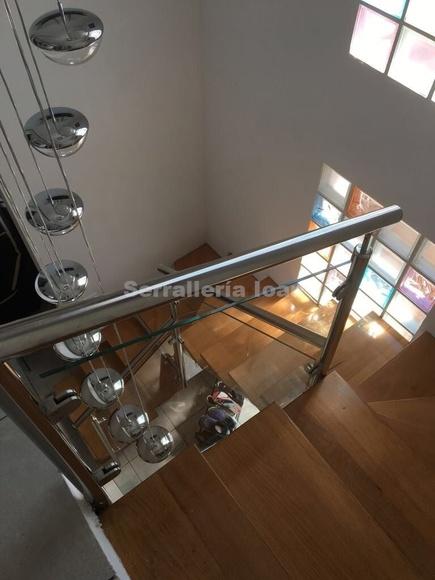 Escalera interior:  de Serrallería Ioan