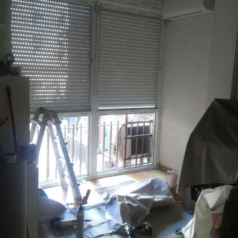 Carpintería de PVC blanco: Catálogo de Alféizar