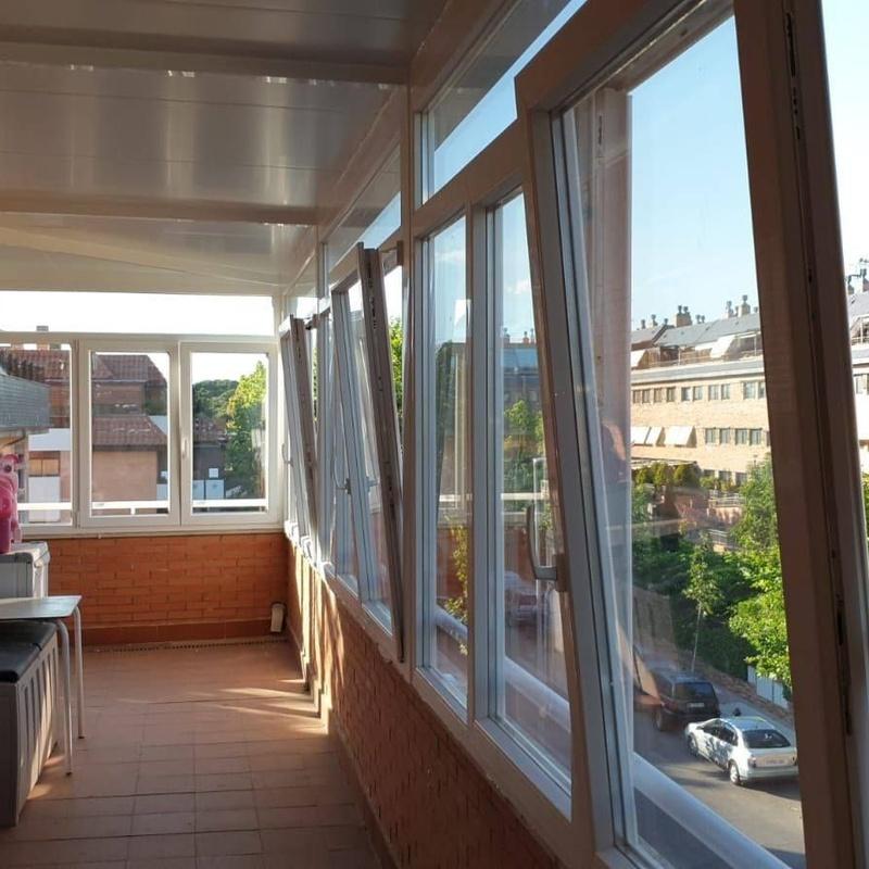 Cerramientos de PVC para terrazas y áticos: Qué hacemos de Ventaglass Villalba