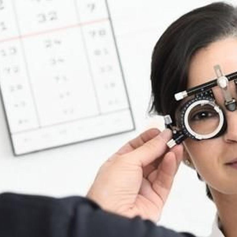 Salud visual: Servicios de Óptica Tomé Cano