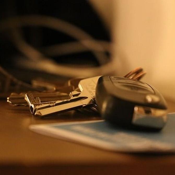 Por qué tener un duplicado de las llaves del coche